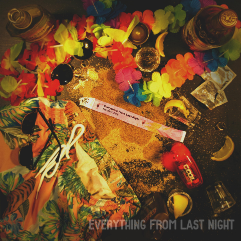 The Great Leslie - Everything From Last Night single artwork